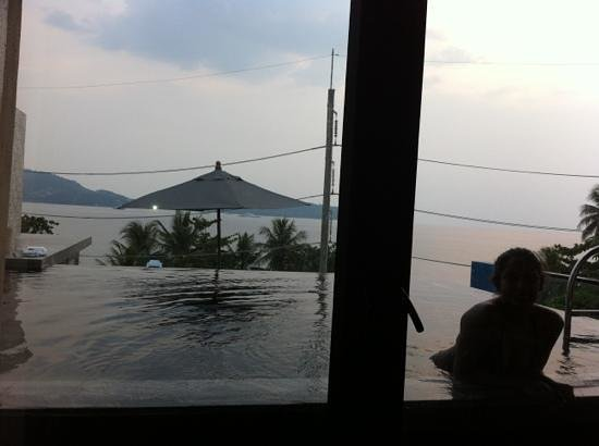 See Sea Phuket:                                     At the penthouse wit a pool