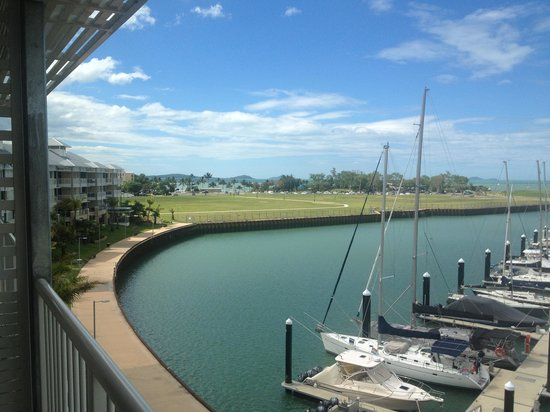 Mantra Boathouse Apartments:                                     View