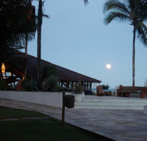 Saint Tropez Praia Hotel:                   restaurante
