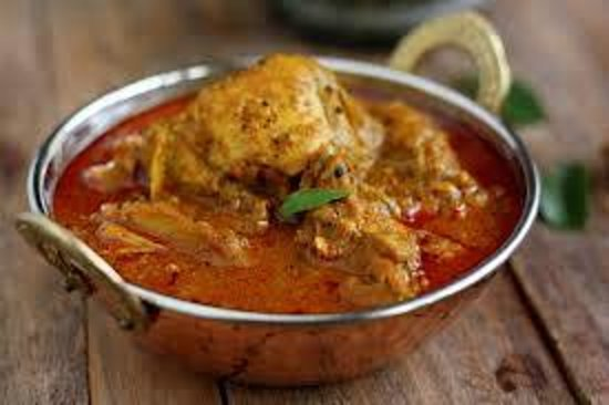 Hotel Juhu Plaza : chicken curry (keral preparation)