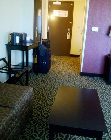 WinStar World Casino Hotel: Winstar Corner Suite