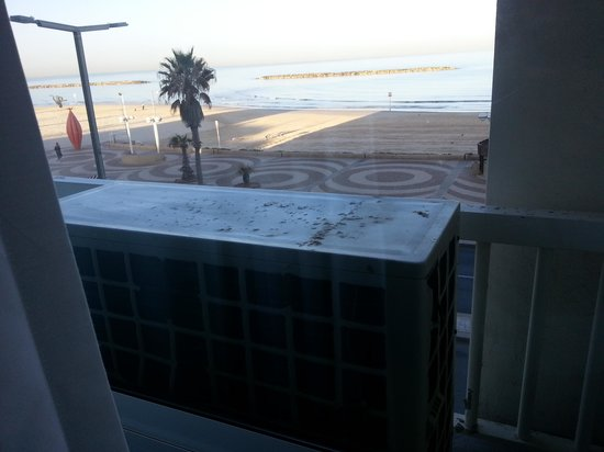 Sea Executive Suites:                   the heat pump and the sea