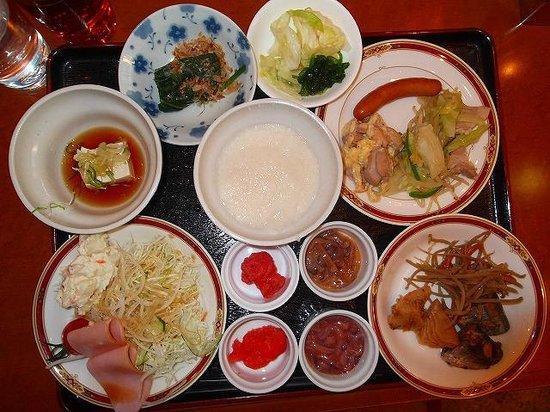 Hotel Paco Obihiro 3:                   朝食が美味しい