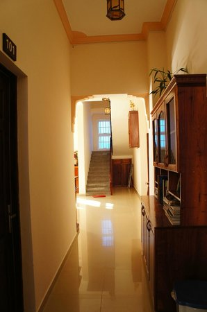 YK Home Villa: Lobby