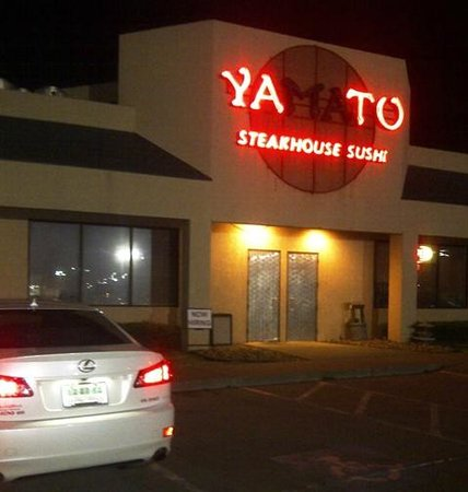 Yamoto japanese steakhouse norman ok picture of yamato for Asian cuisine norman ok