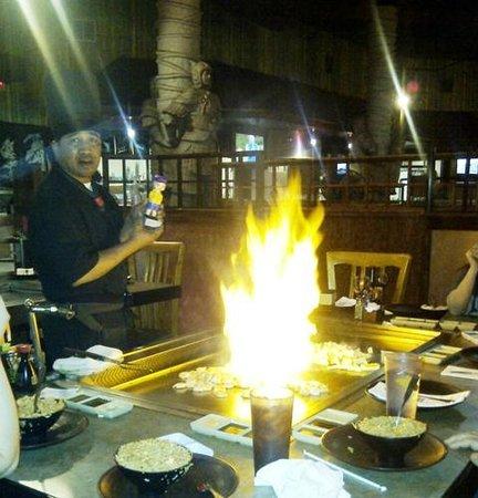 Yamato japanese steakhouse norman restaurant reviews for Asian cuisine norman ok