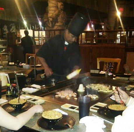 Yamato japanese steakhouse norman restaurant avis for Asian cuisine norman ok