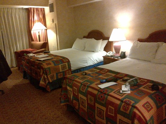 Hilton Anchorage: Room