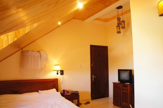 YK Home Villa: Rooftop room