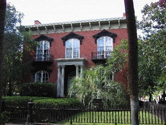 Grits & Magnolias Walking Tours :                   Mercer House