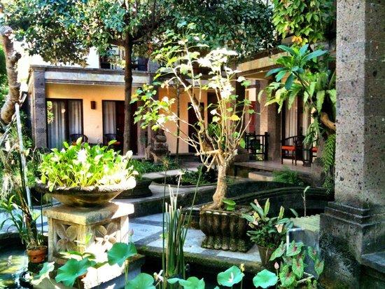 Puri Mesari Hotel & Suites: Garden guest rooms