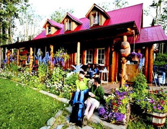 The Cabin : The Main Cabin