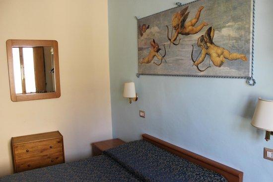 Hotel Santa Croce:                   Excelente decoración