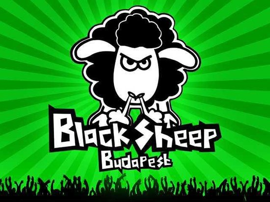 BlackSheep Hostel Budapest : logo