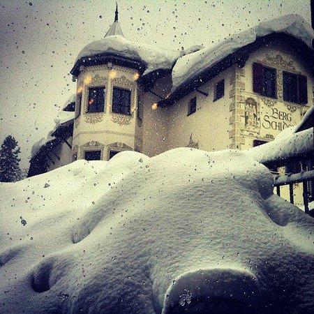 Hotel Bergschlössl:                                     Schneesicher