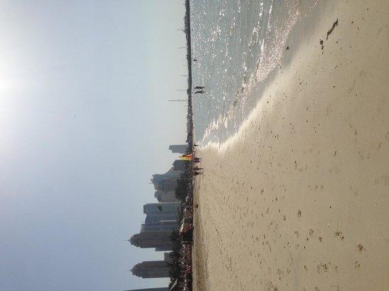 The Westin Dubai Mina Seyahi Beach Resort & Marina: Beach