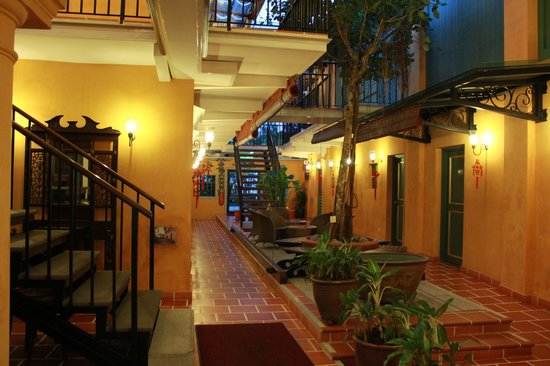 Yeng Keng Hotel:                   The interior is quite charming