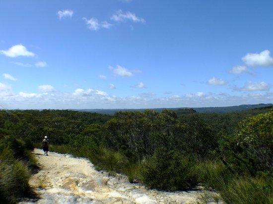 Fortress Rock:                                     Beautiful day