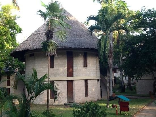 Baobab Beach Resort & Spa:                   our room