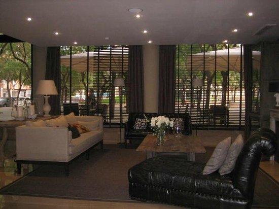 Hotel Acta City47: Hotel Lobby