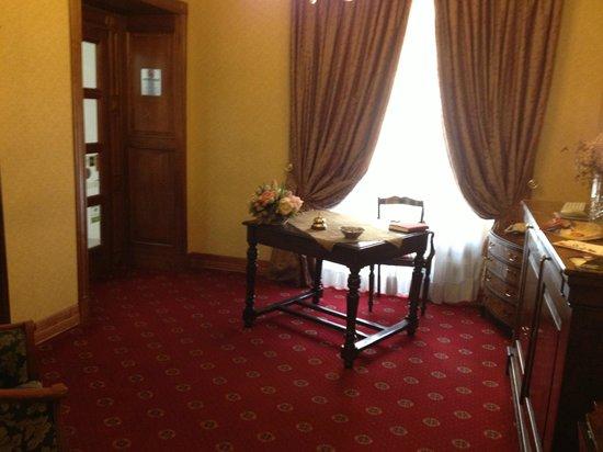 Hotel Oceania: Lobby