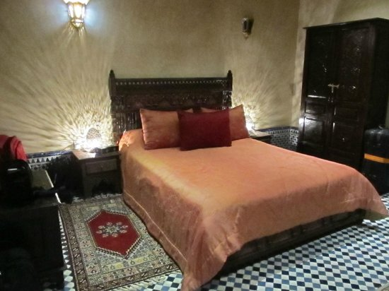 Riad El Yacout: Our suite