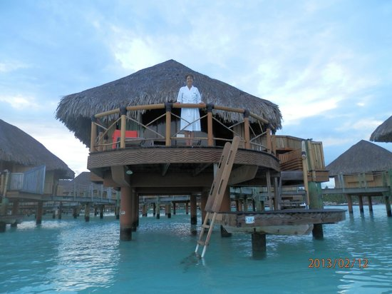 Bora Pearl Beach Resort Spa Our Preium Overwater Bungalow