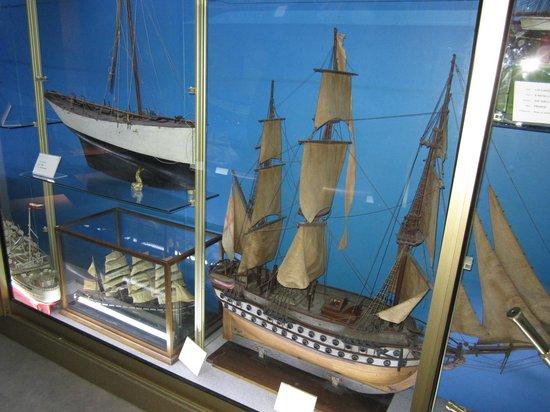 Maritime Museum:                   maquette
