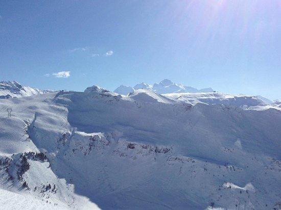 Residence CGH La Reine Des Pres:                   Mont Blanc