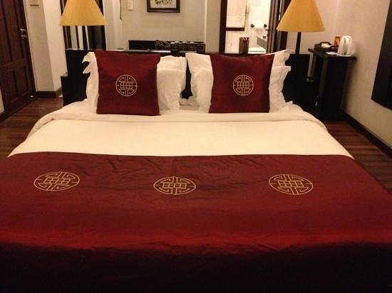 Ana Mandara Hue:                   Amazing bed so comfy