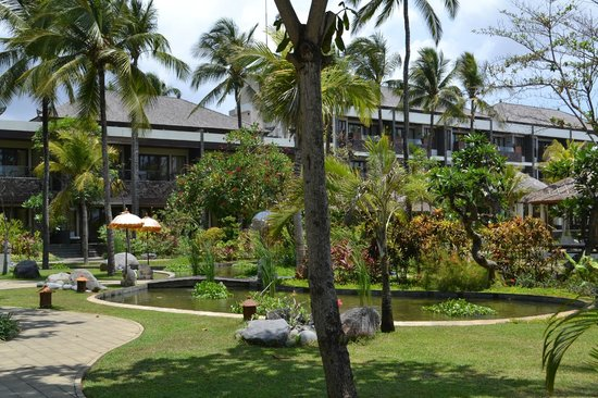 The Seminyak Beach Resort & Spa:                   Gardens