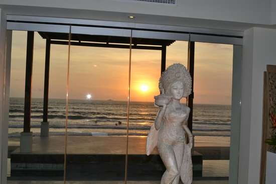 The Seminyak Beach Resort & Spa:                   Seminyak Sunset
