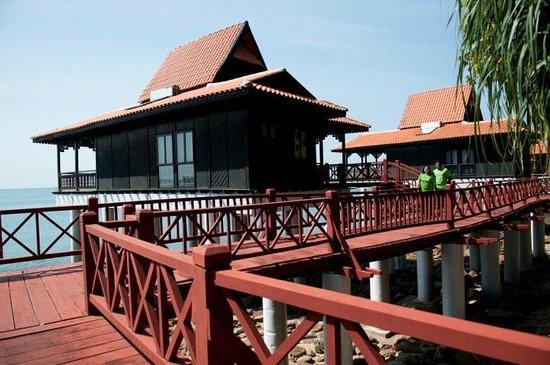 Berjaya Langkawi Resort - Malaysia: Water Chalets