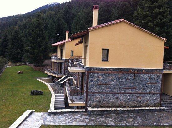 Natura Vytina Hotel