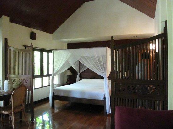 Baan Orapin Bed and Breakfast:                   la chambre