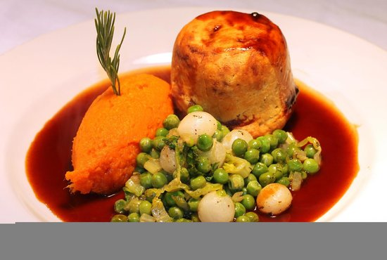 Wrea Head Hall: Lamb Suet Pudding