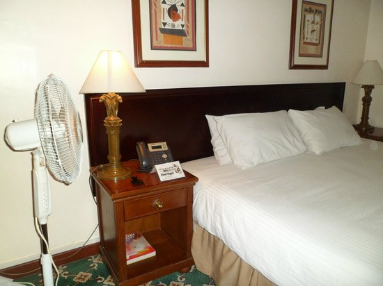 Jacaranda Nairobi Hotel: Room