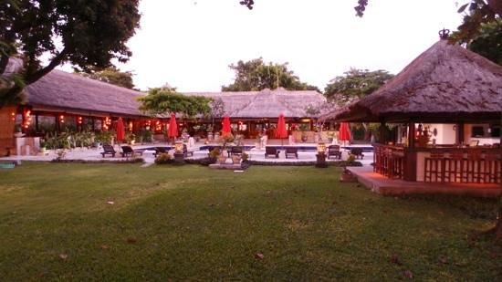 Mercure Resort Sanur:                   One of the pool areas at the Mercure Resort