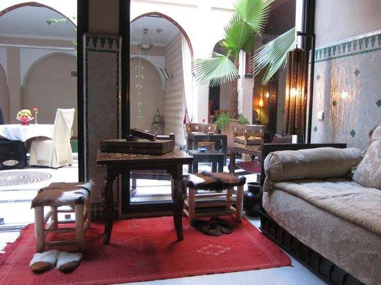 Riad Dar Anika: Lounge
