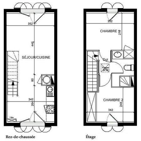 Résidence-Club Odalys Domaine le Mas des Vignes : 3 pièces 6 personnes confort