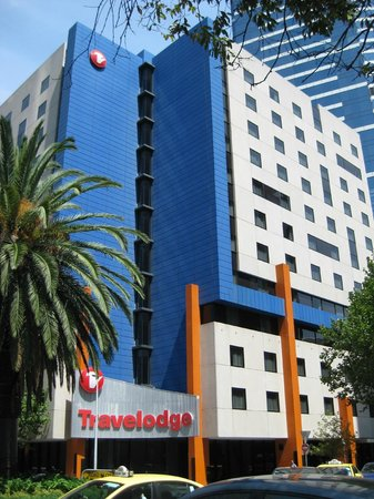 Travelodge Hotel Melbourne Southbank:                   Hotel frontage