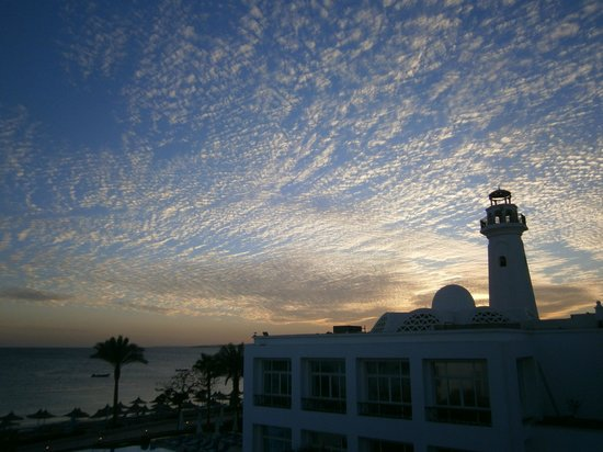 Melia Sinai:                   Sunset from our room