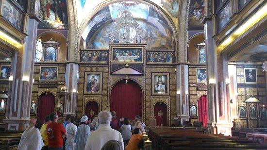 Coptic Church:                   Bør virklig ses i virkligheden