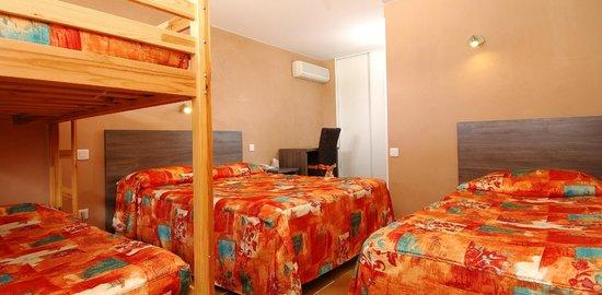 Hotel des 4 Vents : chambre familiale