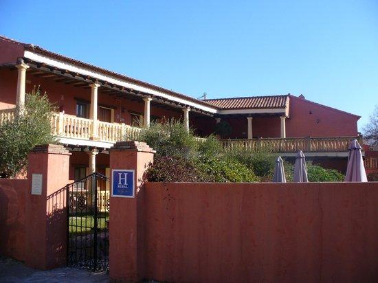 Hotel Molino del Puente Ronda:                   Entrada al hotel