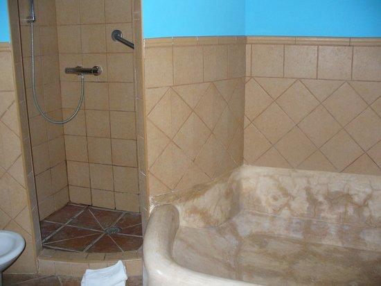 Hotel Molino del Puente Ronda:                   Baño arabe