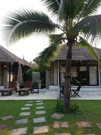 Dhevan Dara Resort & Spa Hotel:                   2 bed room villa