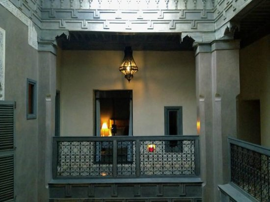Riad Dar One:                                     authentic