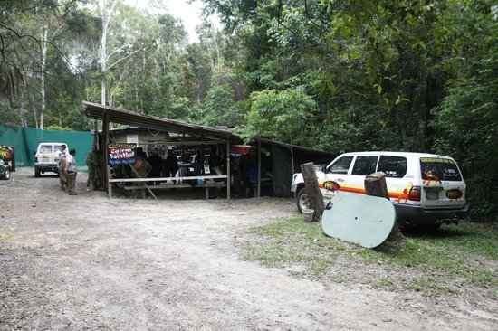 Cairns Paintball: The Compound