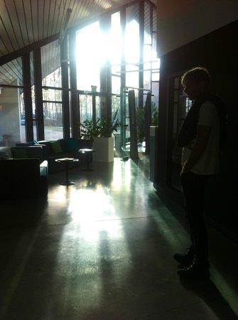 Poziom 511 Design Hotel & Spa:                   Hall